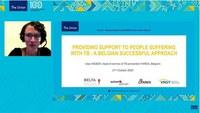 Participation à la 51ème édition de la conférence mondiale de l'Union sur la tuberculose et les maladies respiratoires