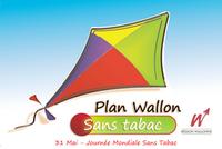 Plan Wallon sans tabac